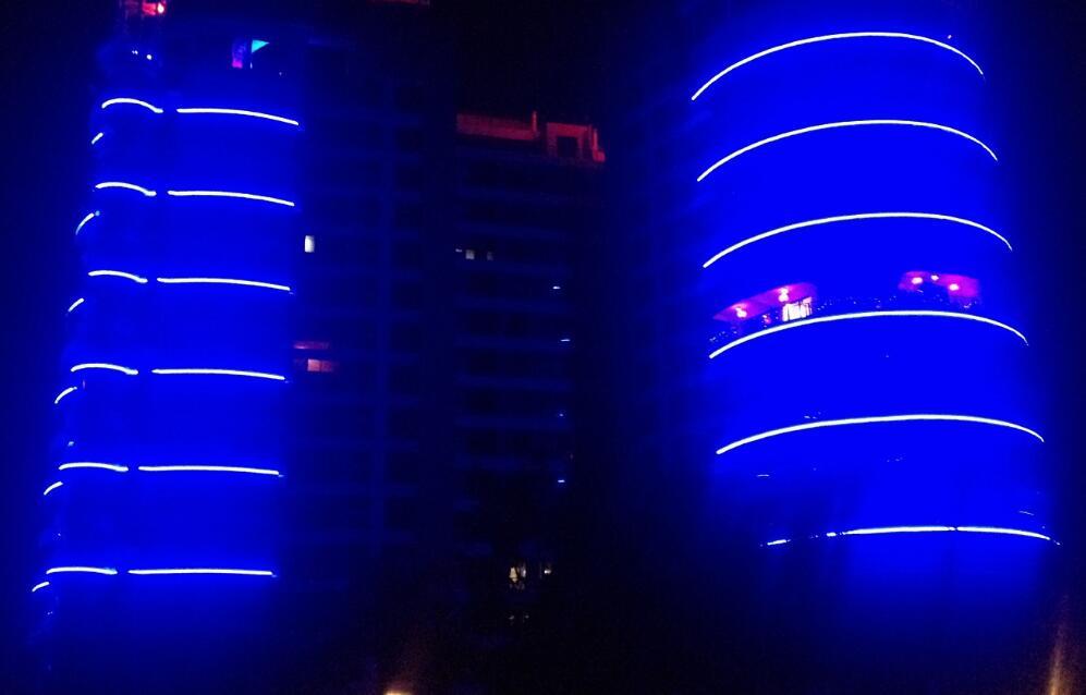 led燈帶效果圖