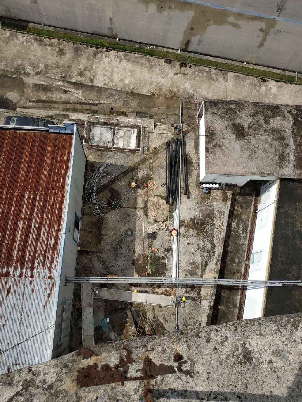 瓊海水塔翻新改造